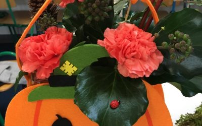Halloween Workshop for Adults
