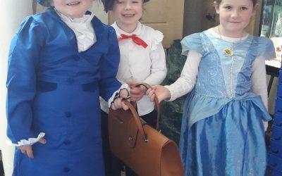 World Book Day and Seachtain na Gaeilge