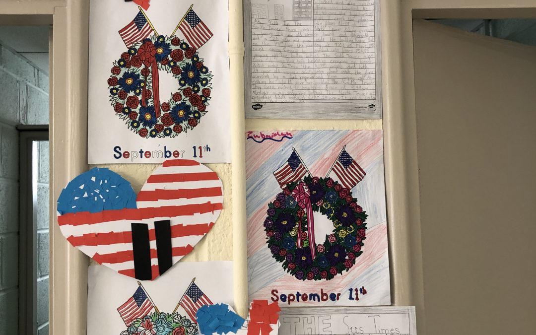 6th Class Learn about 9/11